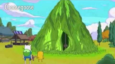 Adventure Time Blade of Grass Long Preview NEW