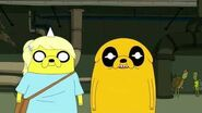 Adventure Time - Daddy Daughter Card Wars (Sneak Peek)