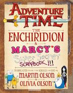 Adventure Time- The Enchiridion & Marcy's Super Secret Scrapbook