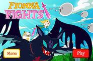 Fionna Fights!