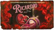Ricardio Tittlecard