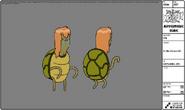 Modelsheet turtleperson3