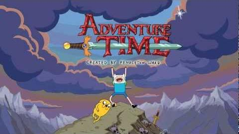 Adventure Time Opening