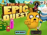 A Aventura Épica de Finn e Jake
