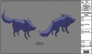 Modelsheet elderwolf withrims2