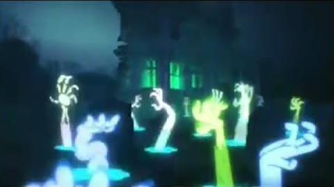 "Cartoon Network Brasil Promo ""Halloween com Marceline"" - Fantasmas"