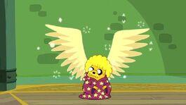 Beauteous wings