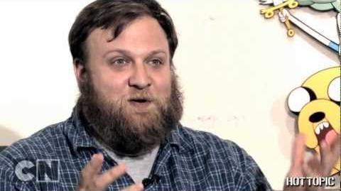 Interview Adventure Time Creator Pendleton Ward
