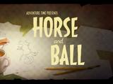 Cavalo e Bola