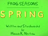 Temporada de Sapo: Primavera