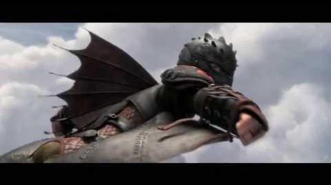 Como Treinar seu Dragão 2 - Teaser Trailer Legendado