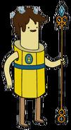 Chistopher o Guarda Banana Honorário