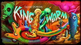 King Worm Titlecard