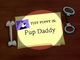 Pup Daddy Title Card.png