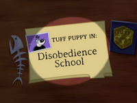 Disobedience School Title Card.png