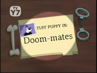 Doom-mates Title Card.png