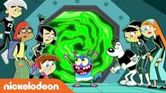 Fairly OddParents, Danny Phantom, T.U.F.F