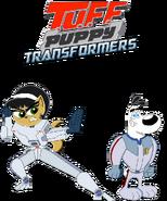 TUFF Puppy Transformers
