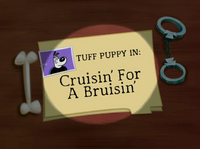 Cruisin' for a Bruisin' Title Card.png