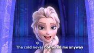 FROZEN - Let It Go Sing-along Official Disney HD