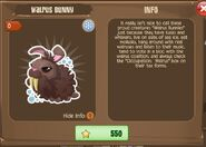 Walrus Bunny 2 (Info)