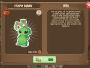 Prairie Bunny 2 (Info)