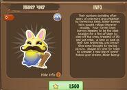 Miner '49er Bunny 2 (Info)