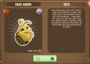 Snail Bunny 1 (Info)