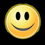 Smiley-Contento-Tango