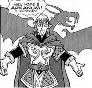 Arkanumhomem
