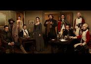 Turn Season 1 cast promotional photo