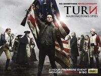 Turn Season 2 banner
