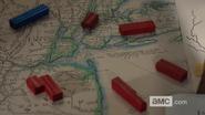 Season 1 Episode 9 New York City map