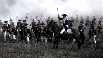 Battles of Saratoga in-universe.jpg