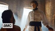 TURN Washington's Spies 'Simcoe Tortures Caleb' Talked About Scene Ep