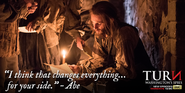 Abraham Woodhull quote