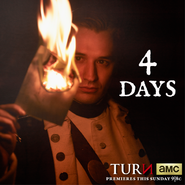 Turn Season 1 social media countdown photo 2