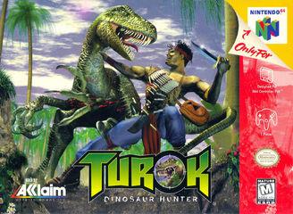 Turok: Dinosaur Hunter