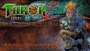 Turok 2 Seeds of Evil Walkthrough HARD - Final Primagen Keys
