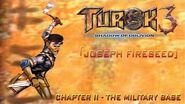 Turok 3 Shadow of Oblivion Walkthrough Joseph - Chapter II The Military Base
