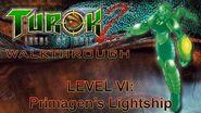 Turok 2 Seeds of Evil Walkthrough HARD - Primagen's Lightship (PART 1)