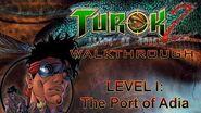 Turok 2 Seeds of Evil Walkthrough HARD - The Port of Adia