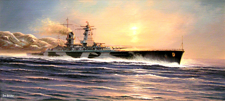 KMS Admiral Scheer