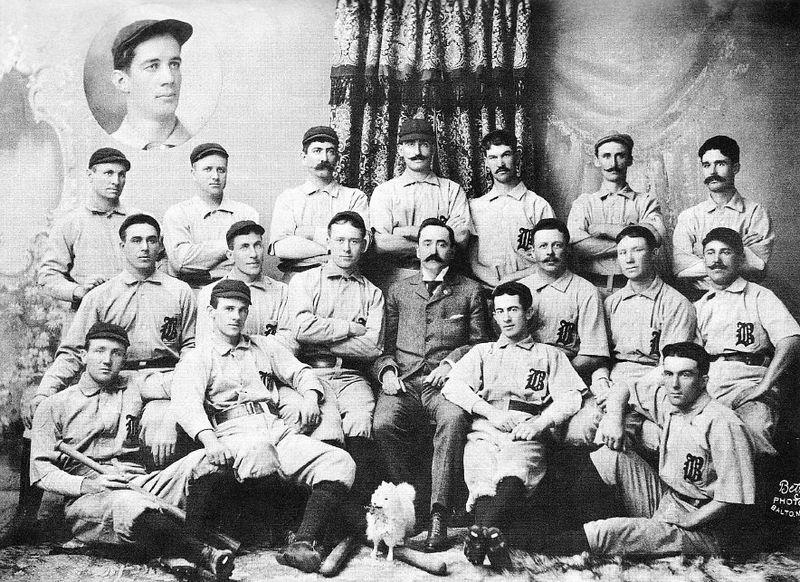 Baltimore Orioles (American Association/National League)