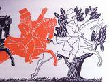 Baba Yaga's horsemen