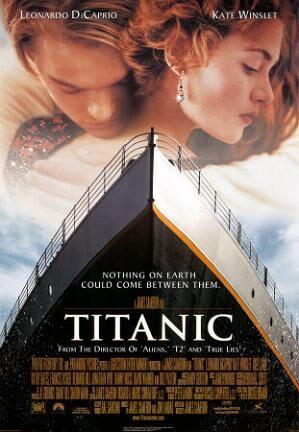 Titanic 1997 Film Turtledove Fandom