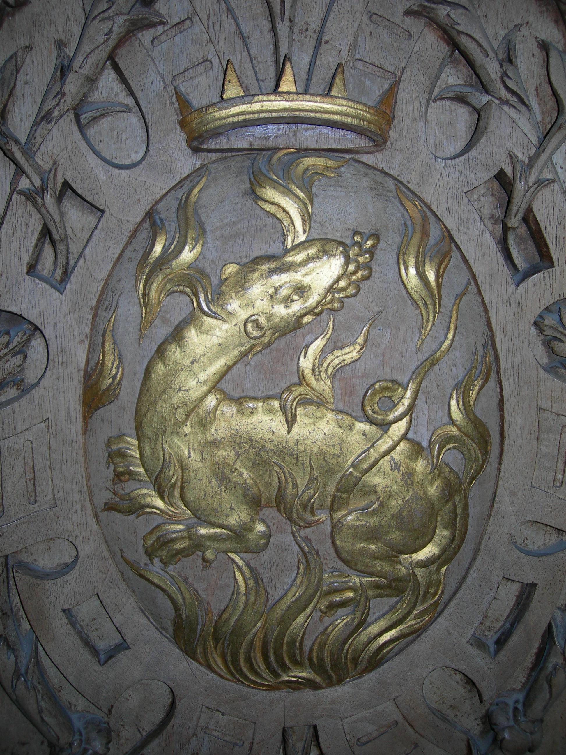 Salamander (mythological beast)