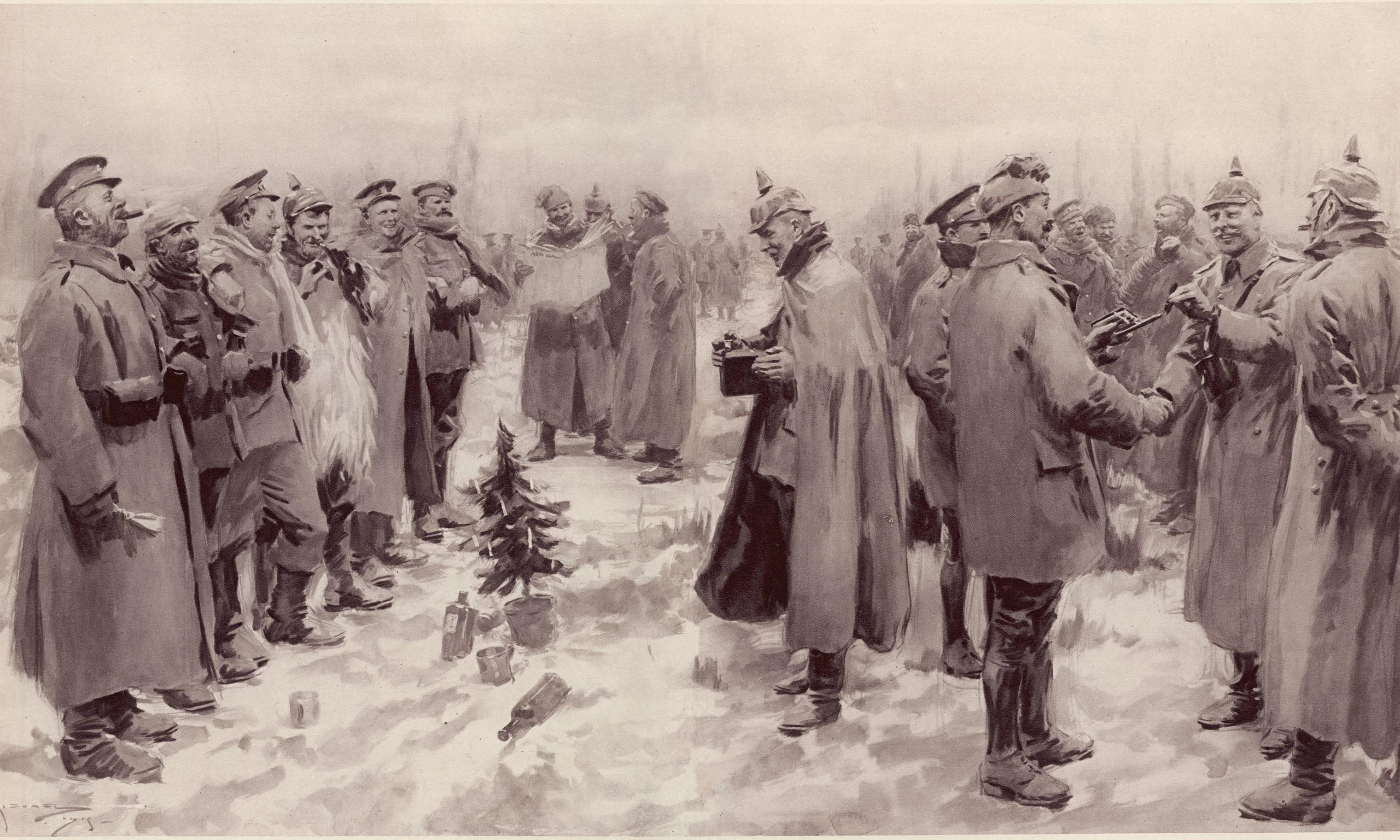 Christmas Truce (event)