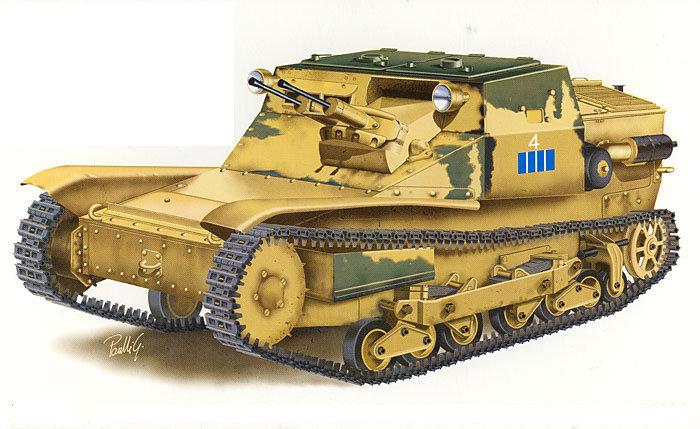 CV-33 tankette