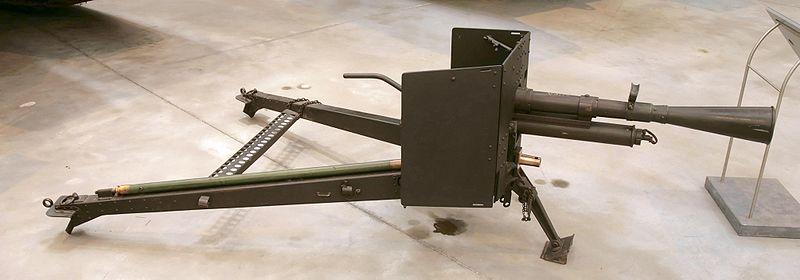 Canon d'Infanterie de 37 modèle 1916 TRP
